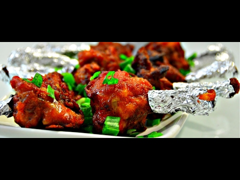 How To Make Chicken Lollipop In Hindi- चिकन लॉलीपॉप | Easy Chicken Starter Recipe