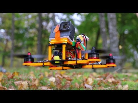 3D Printed Racing Drone - Will It Survive?