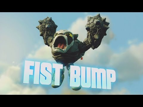 Skylanders: Trap Team - Fist Bump's Soul Gem Preview (Knock Knock... Too Late)