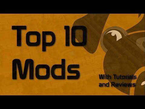 Cities Skylines - TOP 10 MODS - Reviews/Tutorials