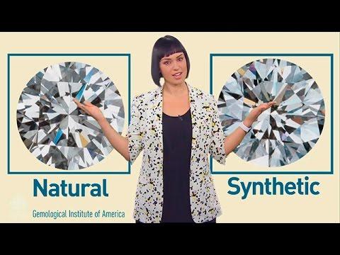 Natural vs. synthetic diamonds (CBC Marketplace)