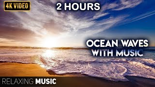 Relaxing Music with Ocean Sounds | Calm Piano Music, Sleep Music, Meditation Music, Pregnancy Music