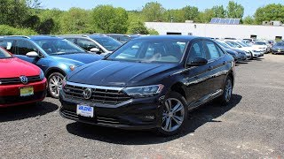 2019 VW Jetta R-Line: In Depth First Person Look