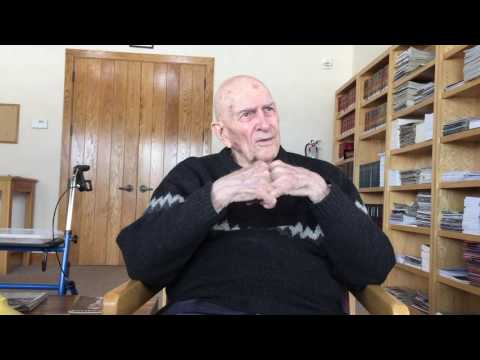 Father Thomas Keating on Contemplation, Social Change, and the Internet