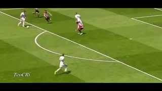 Cristiano Ronaldo ◄Crazy Fast Skills 2013 14