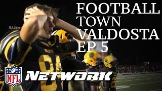 Valdosta Wildcats Host Stephenson in the State Semifinals | Football Town Ep. 5 | NFL Network