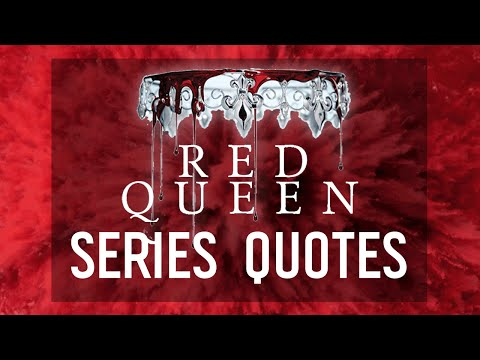 Red Queen: 10 Powerful Quotes from the Series by Victoria Aveyard