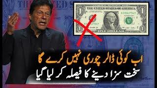 اب پاکستان میں ڈالر چوری نہیں ہوگے    اسٹیٹ بینک اف پاکستان کا بڑا اعلان