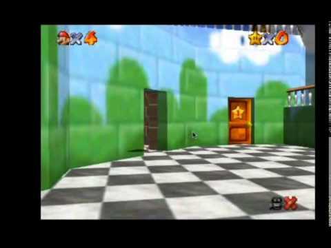 How to unlock Luigi in Super Mario 64
