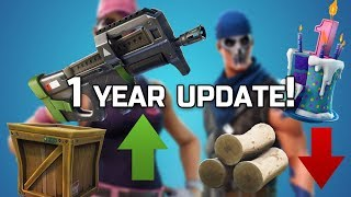 5.1 patch notes fortnite battle royale