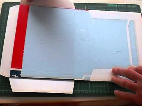 Tutorial How to make a pop up book(low cost)