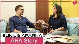 Ashi Hi Aashiqui (AHA) | AHA Story Ep. 2 | Sunil Barve and Aparna Barve