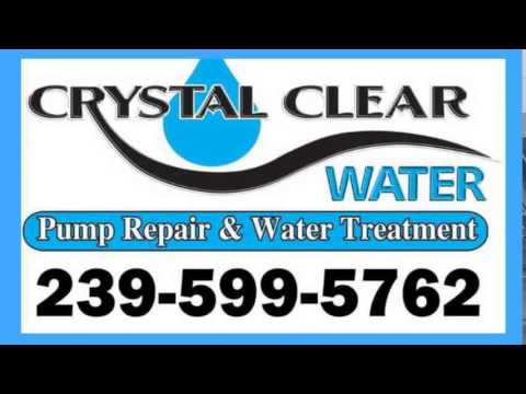 Replace frozen well pump NORTH PORT FL Water problems?  239-599-5762
