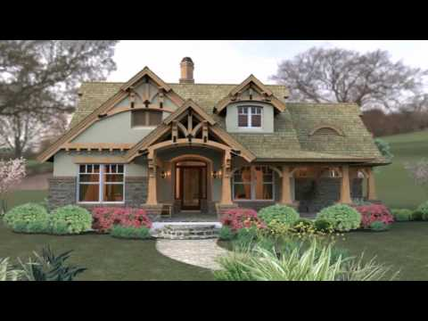 Craftsman Style House Front Porch