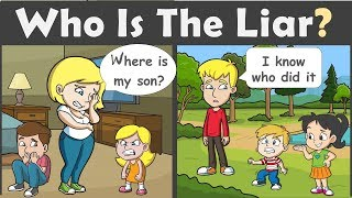 Riddle Popular On Who Did It?   Can You Solve This Mystery Riddle?