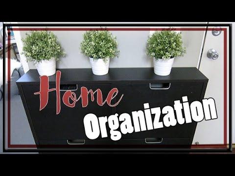 Small Home Organization System Ideas | Get Organized