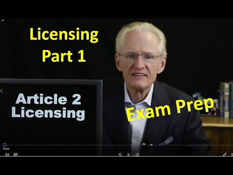 45 Licensing Part 1: Arizona Real Estate License Exam Prep