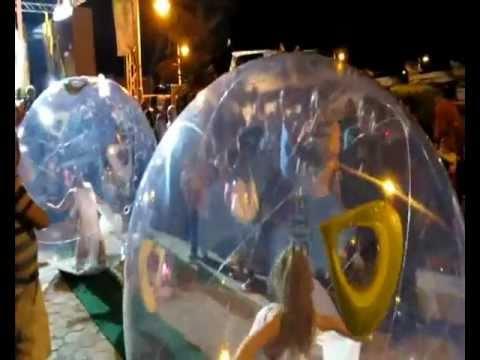 Bubble Dancers in Egypt - Etisalat - Creartys