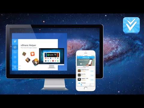 [NEW] vShare Helper For iPhone / iPad / iPod iOS 10, 10.2.1, 10.3 No Jailbreak and Never Crash