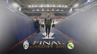Juventus vs Real Madrid: The Build-up
