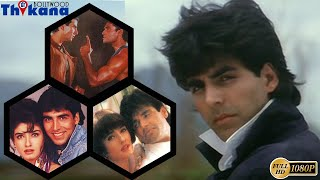 Akshay Kumar और Suniel Shetty की दोस्ती क्यों टूटी Raveena Tandon की वजह से ?