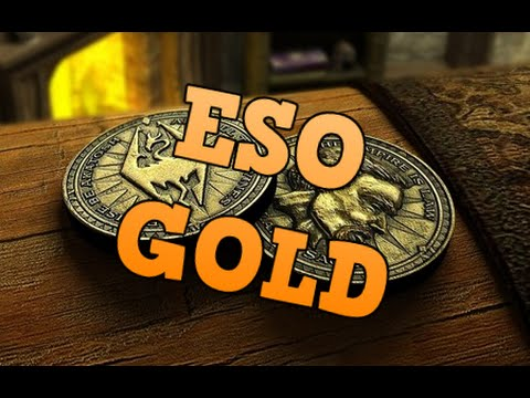 ESO l Lets talk about gold