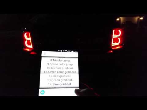 LED Concepts ColorMorph Halo Headlight Kit Review