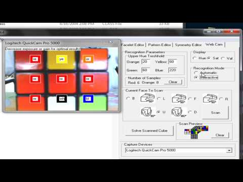 How to Use Cube Explorer to Solve a Rubik's Cube