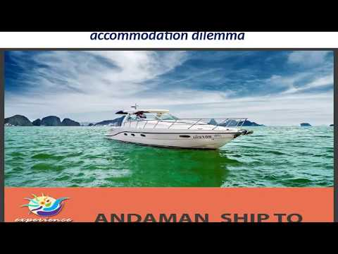 Honeymoon Bliss in Andaman and the accommodation d
