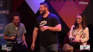 Kevin Owens favorite Dusty Rhodes Memory - Sam Roberts Live