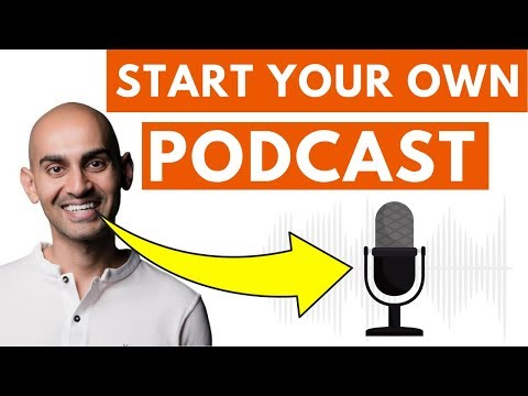Podcasting for Beginners | How to Start A Podcast NOW For Free! (2018)
