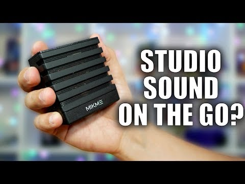 MikMe Review: Studio Grade Audio in the Palm of Your Hand?