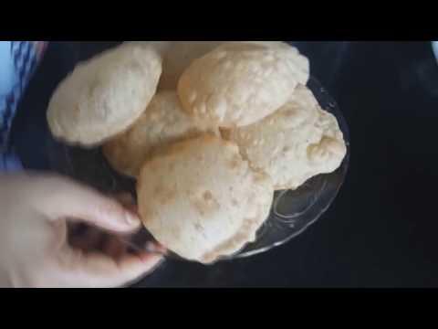 HOW TO MAKE PUFFY & SOFT PURI: POORI RECIPE IN HINDI