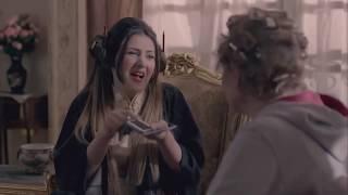 اضحك مع دنيا سمير غانم لما عملت بائعة من الصين😂😂😂😂😂