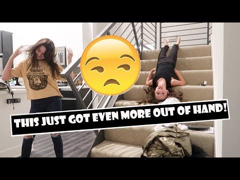 This Just Got Even More Out Of Hand 😒 (WK 385.7)   Bratayley