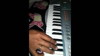 Major sahab Theme - Keyboard