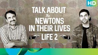 Newton In Their Lives | Newton | Rajkummar Rao | Pankaj Tripathi