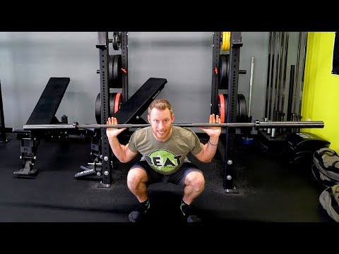 Develop Stability and Mobility Under Weight | SQUAT TIPS