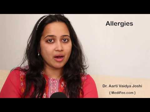 Skin Allergy - Symptoms, Causes, Diagnosis and Treatment