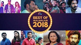 Best Of Malayalam 2018 | Malayalam Film Songs | 2018 Malayalam Hits | Non-Stop Video songs Playlist