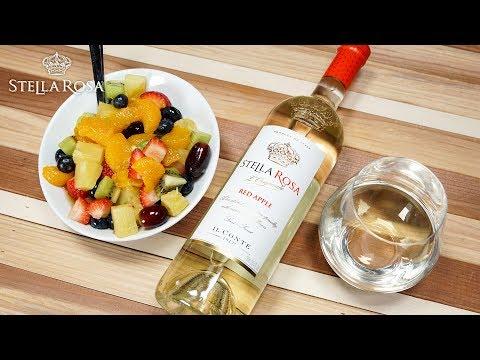 Stella Rosa® Presents: Rainbow Fruit Salad | Food & Wine Pairing | How To Recipe
