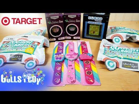 Squishies, Slime, Fidget Cube & JoJo Siwa Slap Bracelets Available at Target by Bulls-i-Toy