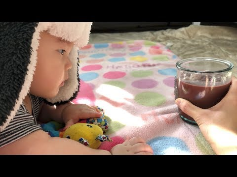 BABY WANTS A DRINK - January 15, 2018