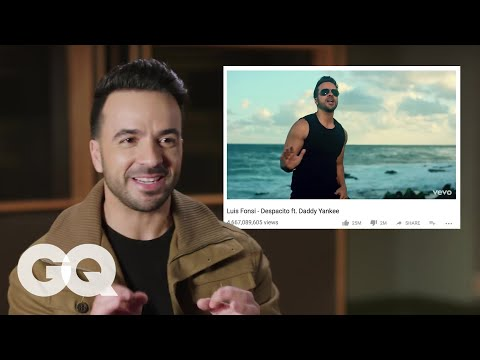 """Luis Fonsi: """"Despacito"""" Explained   The Process   GQ"""