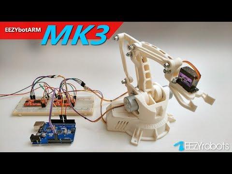 EEZYbotARM MK3 tests