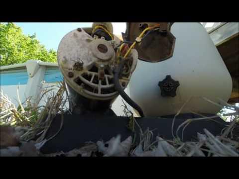 Hayward Power-Flo Matrix Swimming Pool Pump Power Switch Replacement