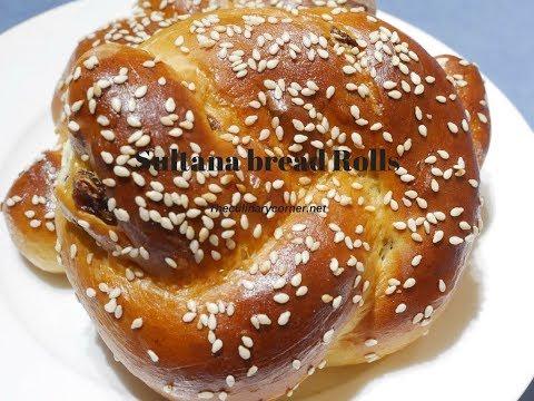 Sultana Bread Knots