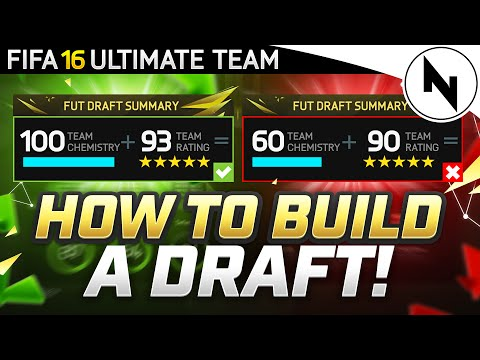 HOW TO BUILD A FUT DRAFT! - FIFA 16 Ultimate Team