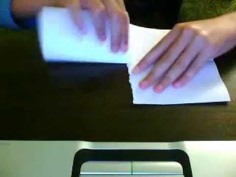 How to Make a Simple Origami Book