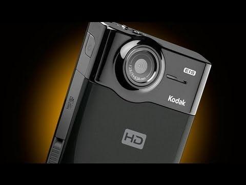 Geek Bytes - Kodak Zi8 Unboxing!